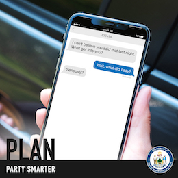 Plan Party Smarter