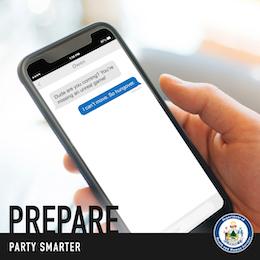 Prepare Party Smarter