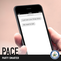 Pace Party Smarter